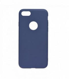 "Dėklas Forcell ""Soft Case"" Samsung A605 A6 Plus 2018 tamsiai mėlynas"