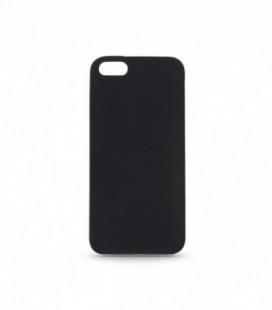 Dėklas Rubber TPU iPhone X/XS juodas