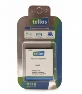 Akumuliatorius Tellos Samsung i8160 Ace 2 1500mAh EB425161LA/i8190 S3 mini/S7560 Trend/S7562 S Duos/S7580/S7582