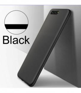"Juodas silikoninis dėklas Apple iPhone XS Max telefonui ""Spigen Silicone Fit"""