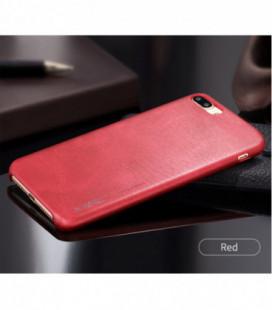 Dėklas X-Level Vintage Samsung J510 J5 2016 raudonas