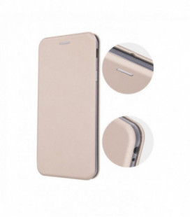 "Dėklas ""Smart Viva"" Samsung A505 A50 auksinis"