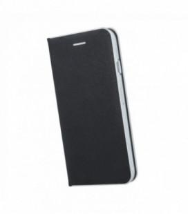 "Dėklas ""Smart Venus"" Samsung A750 A7 2018 juodas"