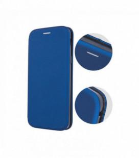 """Dėklas """"Smart Viva"""" Samsung J415 J4 Plus tamsiai mėlynas"""