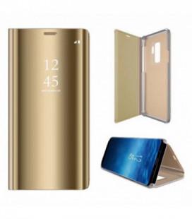 """Auksinės spalvos silikoninis dėklas Huawei P30 telefonui """"Mercury iJelly Case Metal"""""""