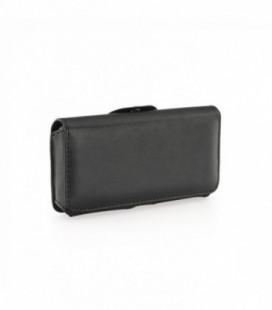 Dėklas ant diržo Chic VIP Apple iPhone 6/7/Samsung i9300 S3 juodas