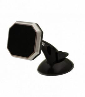 Automobilinis Universalus telefono laikiklis H05, tvirtinamas prie lango, trumpa-standi kojelė, magnetinis