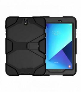 Dėklas Full Protect Samsung T580/T585 Tab A 10.1 2016 juodas