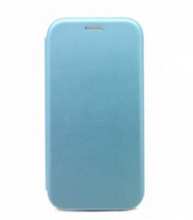 "Dėklas ""Book Elegance"" Samsung G960 S9 smaragdinis"