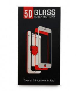 """LCD apsauginis stikliukas """"Adpo 3D"""" Samsung J600 J6 2018 lenktas juodas"""