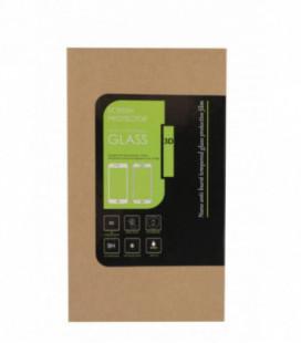 """LCD apsauginis stikliukas """"3D Perfectionists pritaikytas dėklui"""" Samsung N960 Note 9 su klijavimo šablonu lenktas juodas"""