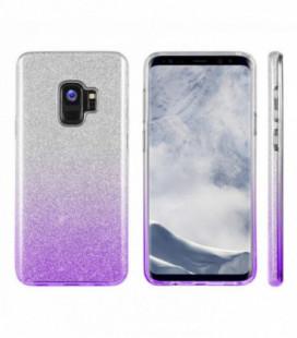 """Dėklas """"Sview"""" Samsung A505 A50 mėlynas"""