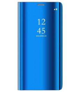 """Dėklas """"Sview"""" Samsung G973 S10 mėlynas"""