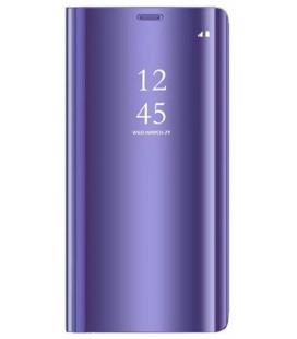 "Dėklas ""Sview"" Samsung A405 A40 violetinis"