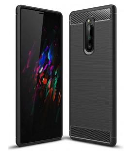 """Juodas dėklas Sony Xperia 1 telefonui """"Tech-Protect"""""""