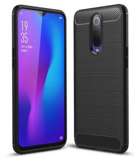 """Juodas dėklas Oppo RX17 Pro telefonui """"Tech-Protect"""""""