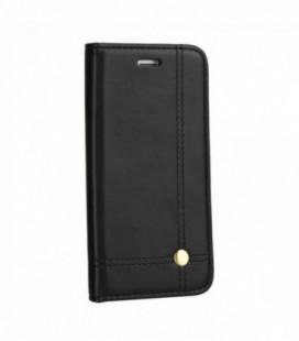 """Dėklas """"Prestige Book"""" Samsung J415 J4 Plus 2018 juodas"""