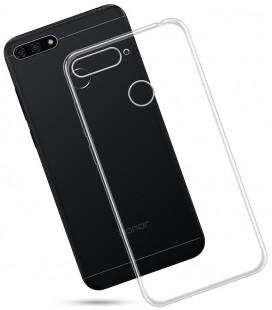 """Skaidrus silikoninis dėklas Huawei Honor 7S telefonui """"Clear"""""""