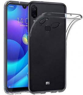 """Skaidrus silikoninis dėklas Xiaomi Mi Play telefonui """"Clear"""""""