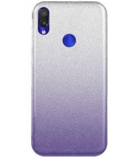 """Dėklas """"Shine"""" Xiaomi Redmi Note 7/Note 7 Pro violetinis"""