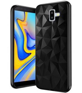 Dėklas Prism Samsung J610 J6 Plus 2018 juodas
