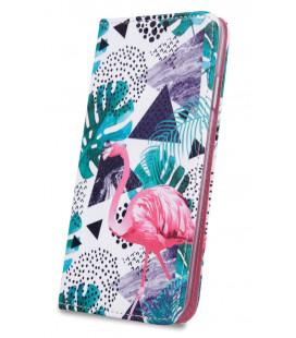 "Dėklas ""Smart Trendy"" Flamingo and Plants Samsung A405 A40"
