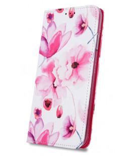 "Dėklas ""Smart Trendy"" Pink Flowers Samsung A405 A40"