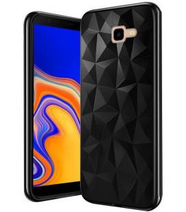 Dėklas Prism Samsung J415 J4 Plus 2018 juodas