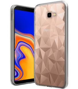 Dėklas Prism Samsung J415 J4 Plus 2018 skaidrus
