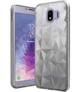 Dėklas Prism Samsung J400 J4 2018 skaidrus