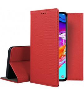 """Dėklas """"Smart Magnet"""" Samsung A705 A70 raudonas"""