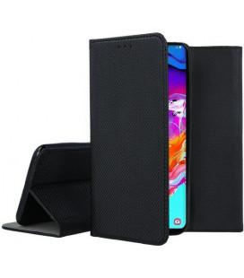 """Dėklas """"Smart Magnet"""" Samsung A705 A70 juodas"""