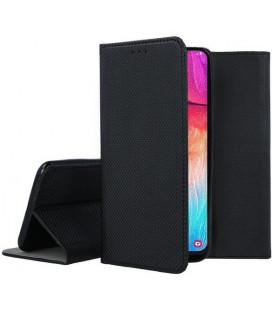 """Dėklas """"Smart Magnet"""" Samsung A505 A50 juodas"""