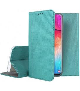"""Dėklas """"Smart Magnet"""" Samsung A505 A50 smaragdinis"""