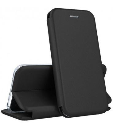 """Dėklas """"Book Elegance"""" Samsung G970 S10e juodas"""