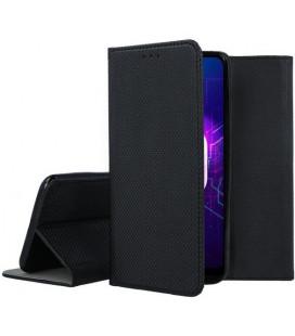 """Dėklas """"Smart Magnet"""" Huawei Honor 10 juodas"""