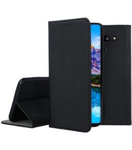 """Dėklas """"Smart Magnet"""" Huawei P20 Pro/P20 Plus juodas"""