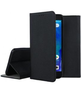 """Dėklas """"Smart Magnet"""" Xiaomi Redmi Go juodas"""