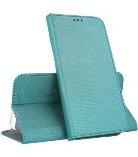 """Dėklas """"Smart Magnet"""" Samsung A202F A20e smaragdinis"""