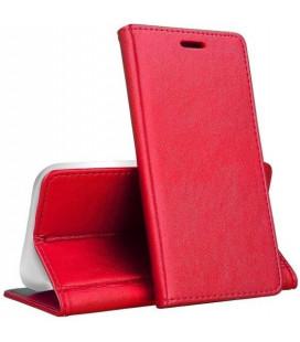 "Dėklas ""Smart Magnetic"" Samsung A405 A40 raudonas"