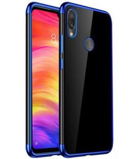 Dėklas Elegance TPU Xiaomi Redmi 7 tamsiai mėlynas