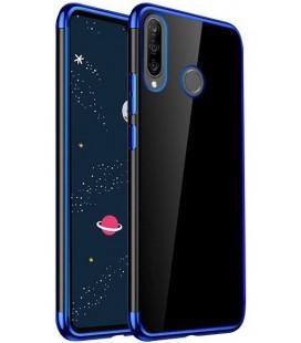 Dėklas Elegance TPU Huawei P30 Lite tamsiai mėlynas