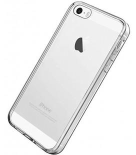 Dėklas Ultra Slim 0,3mm Apple iPhone 5/5S skaidrus