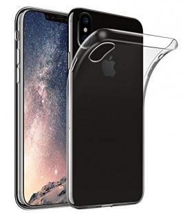 Dėklas Ultra Slim 0,3mm Apple iPhone X/XS skaidrus