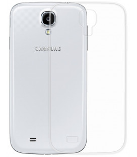 Dėklas Ultra Slim 0,3mm Samsung i9500/i9505 S4 skaidrus