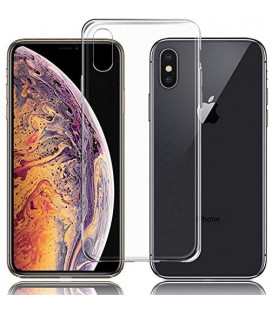 Dėklas Ultra Slim 0,3mm Apple iPhone XS MAX skaidrus