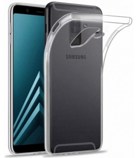 Dėklas Ultra Slim 0,3mm Samsung A605 A6 Plus 2018 skaidrus