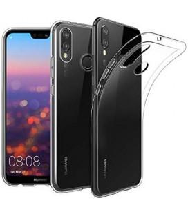 Dėklas Ultra Slim 0,3mm Huawei P20 Lite skaidrus