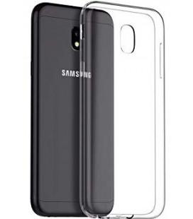 Dėklas Ultra Slim 0,3mm Samsung J330 J3 2017 skaidrus