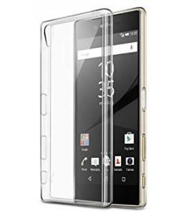 Dėklas Ultra Slim 0,3mm Sony G3312 L1 skaidrus